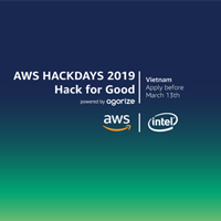 Khởi động cuộc thi AWS Hackdays 2019 tại Việt Nam