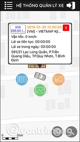 Thông tin xe