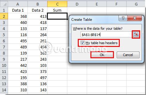 Cách nhập một văn bản vào nhiều ô Excel cùng một lúc - Ảnh minh hoạ 3