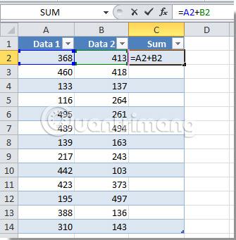Cách nhập một văn bản vào nhiều ô Excel cùng một lúc - Ảnh minh hoạ 7