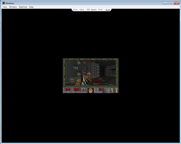 Các trò chơi vẫn cần phải được cải thiện đôi chút vì chúng không thể chạy được ở chế độ toàn màn hình