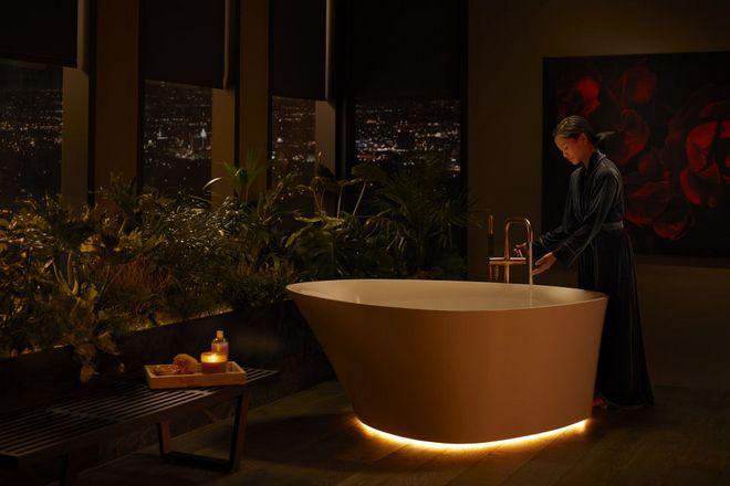 Chiếc bồn tắm này có giá lên tới 5.000 USD (116 triệu đồng)