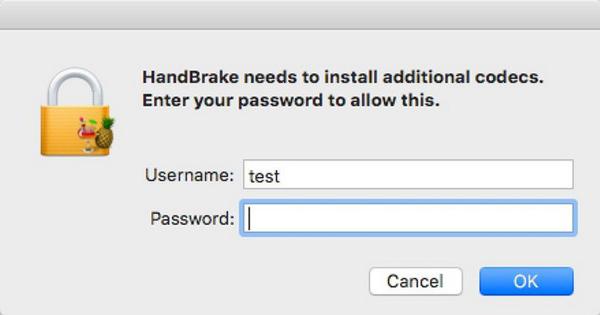 Linus Henze có thể đọc được mã và mật khẩu trong hệ thống keychain