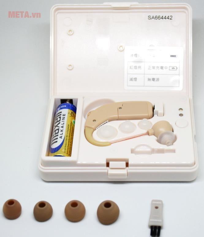 Máy trợ thính không dây Mimitakara UP-64K