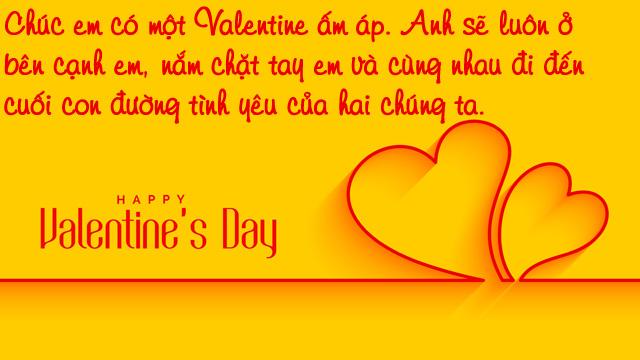 Ảnh lời chúc valentine 5