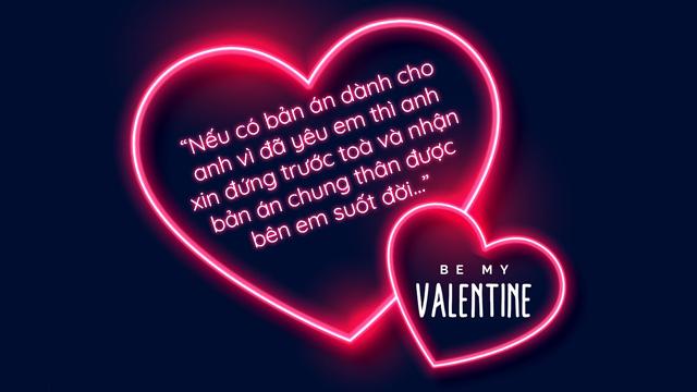 Ảnh lời chúc valentine 1