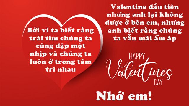 Ảnh lời chúc valentine 3
