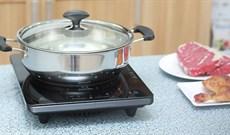 Bếp từ sử dụng có tốn điện không?