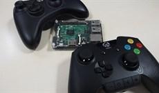 Cách sử dụng tay cầm chơi game Xbox hoặc PS4 với Raspberry Pi