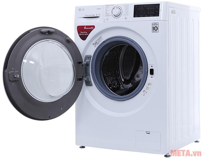 Máy giặt LG Inverter 8kg FC1408S4W2