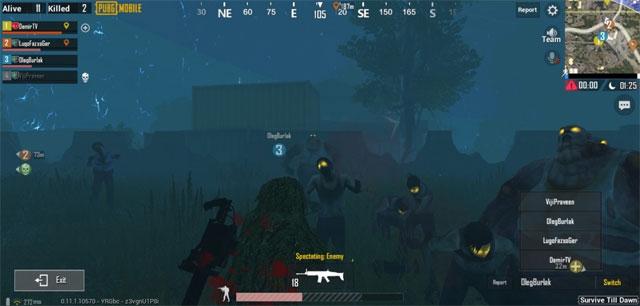 Zombie bình thường
