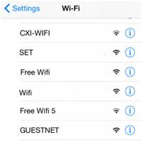 Cách kết nối wifi không cần mật khẩu với Wifi Master Key