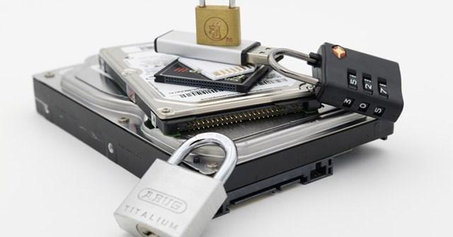 Cách cài đặt mật khẩu cho ổ cứng từ BIOS/UEFI
