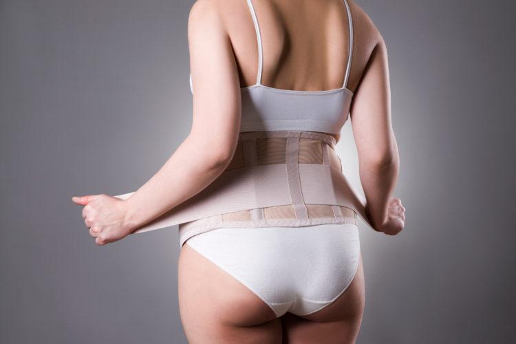Hướng dẫn dùng gen nịt bụng sau sinh đúng cách