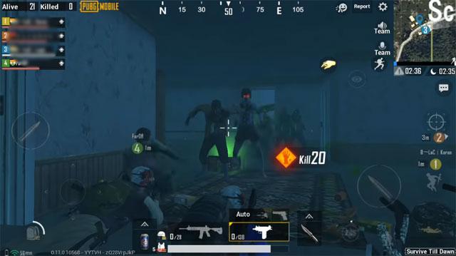 Một vài mẹo chơi chế độ Zombie PUBG Mobile cho người mới