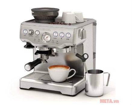 Máy pha cà phê tự động Breville 870XL