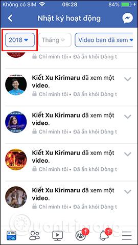 Cách tìm lại video đã xem trên Facebook - Ảnh minh hoạ 11