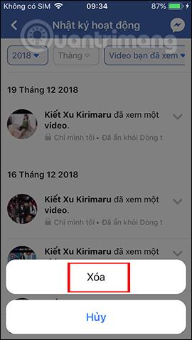Cách tìm lại video đã xem trên Facebook - Ảnh minh hoạ 16