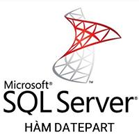 Hàm DATEPART trong SQL Server