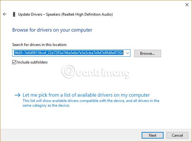 Cách cập nhật và cài đặt lại Realtek HD Audio Manager - Ảnh minh hoạ 4