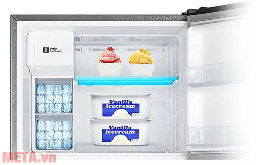 Tấm giữ nhiệt Mr Cool Pack giúp giữ lạnh cho ngăn đông của tủ lạnh Samsung khi mất điện.