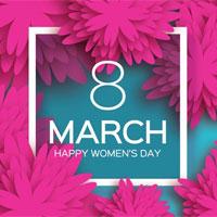 Tổng hợp ảnh chúc mừng ngày mùng 8 tháng 3 đẹp nhất