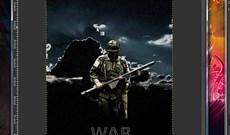 Cách tạo poster phim trong GIMP