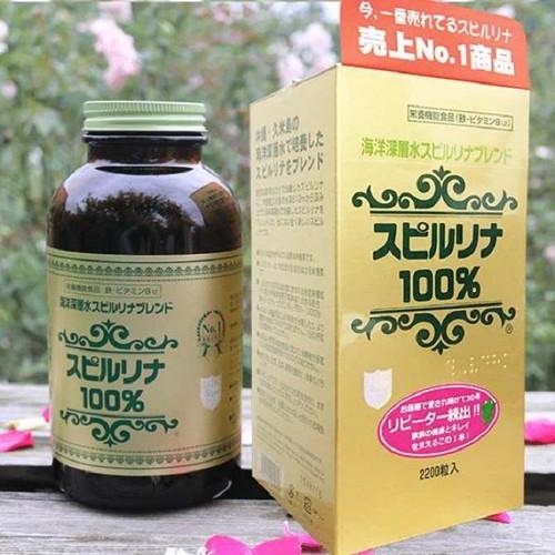 cách uống tảo Nhật để tăng cân