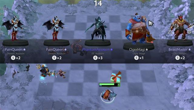 Mẹo chơi Dota Auto Chess 4