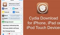Cách đổi giao diện trang chủ Cydia iPhone