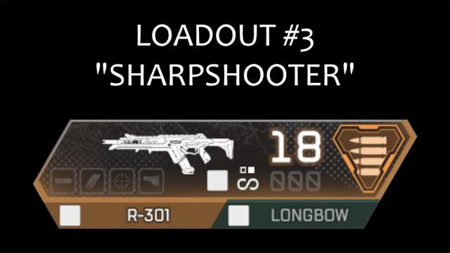 Kết hợp súng R-301 Carbine / Longbow