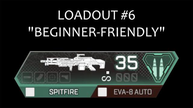 Súng trường kết hợp Spitfire / EVA-8