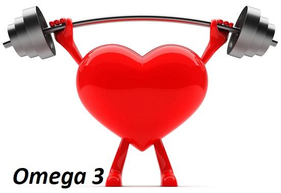 Omega 3 giúp bảo vệ tim mạch