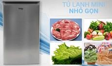 Top 5 tủ lạnh 90 lít giá rẻ được đánh giá tốt nhất hiện nay