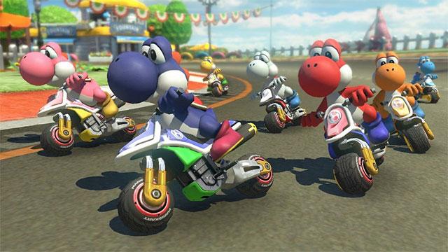 Mario Kart Tour chỉ xuất hiện cho đến mùa hè năm nay