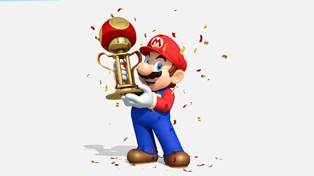 Mario Kart Tour là một trò chơi spin-off