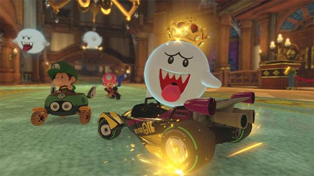 Nintendo đang thực sự kín tiếng với dự án Mario Kart Tour