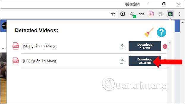 Tải video Video Downloader PLUS