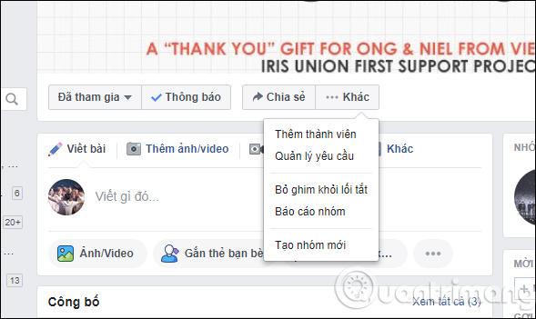 Cách trở thành Admin group Facebook - Ảnh minh hoạ 5