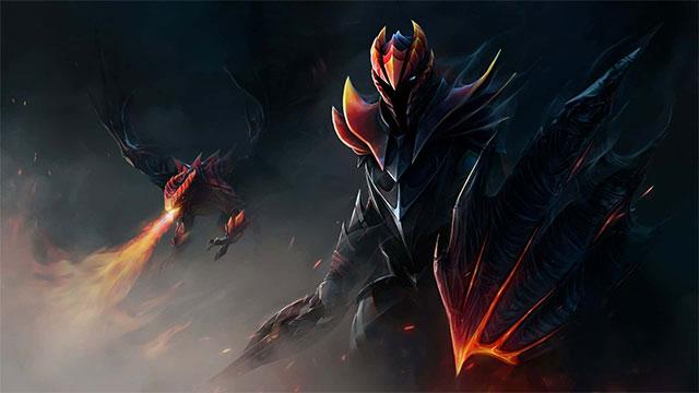 Dragon, Undead, Warlock, Naga
