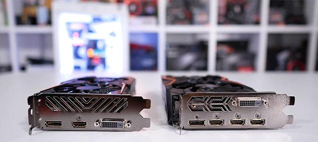 GPU phân khúc chủ đạo thị trường tốt nhất (từ 200 đô la trở xuống)