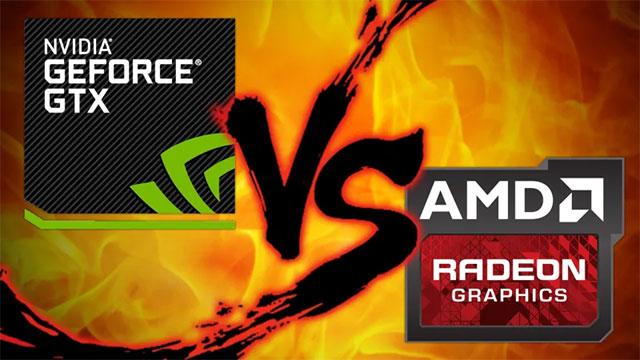 """Nvidia vẫn đang tiếp tục """"outplay"""" AMD ở phân khúc GPU cao cấp"""