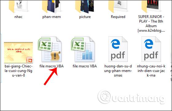 2 file dữ liệu