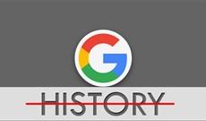 Cách xóa lịch sử tìm kiếm Google trên điện thoại