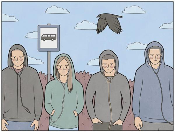 Khi tiếp xúc nhiều với công nghệ hiện đại, con người tự cô lập chính mình