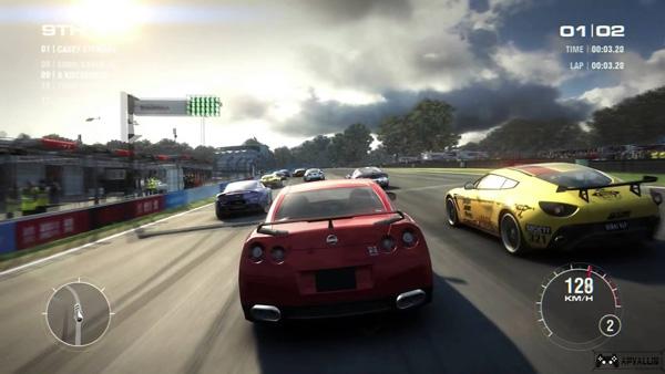 Miễn phí tựa game đua xe GRID 2 kèm DLC