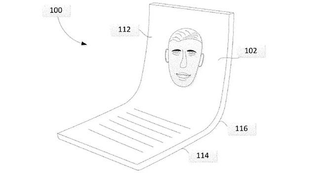 Thiết kế màn hình gập Google 1