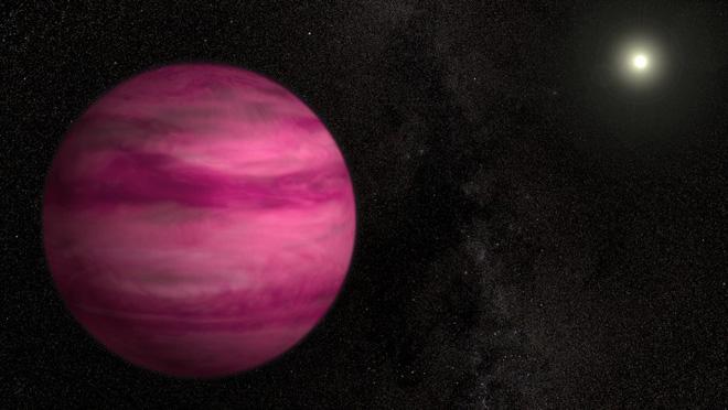 Hành tinh hồng Gj-504b