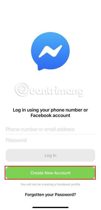 Cách sử dụng Messenger mà không cần Facebook - Ảnh minh hoạ 2