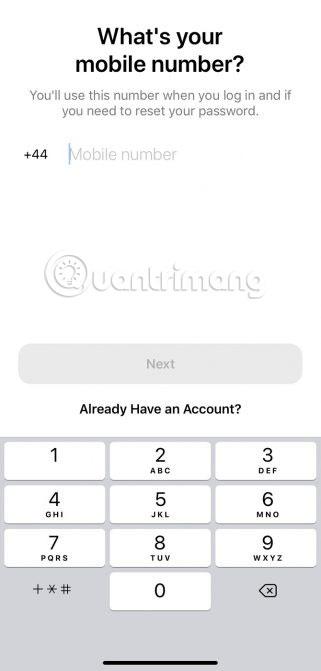 Cách sử dụng Messenger mà không cần Facebook - Ảnh minh hoạ 3